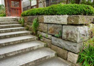 retaining walls hobart